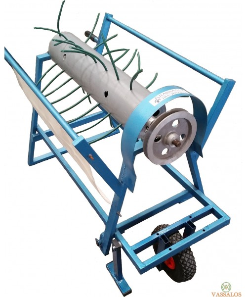 Ground Olive Harvester