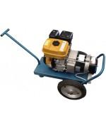 Wheeled AC Generator 3,5KVA